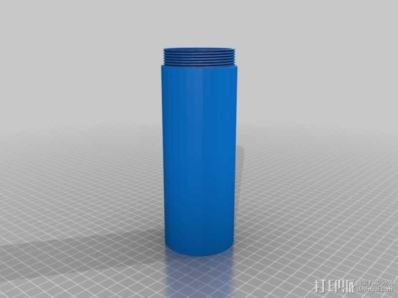 花园喷头和软管 3D模型  图13
