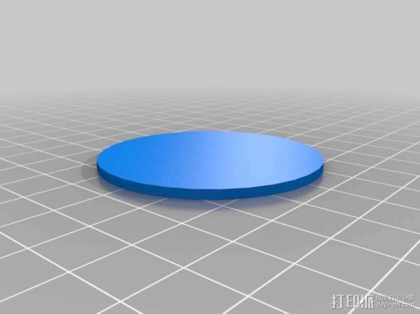 花园喷头和软管 3D模型  图14