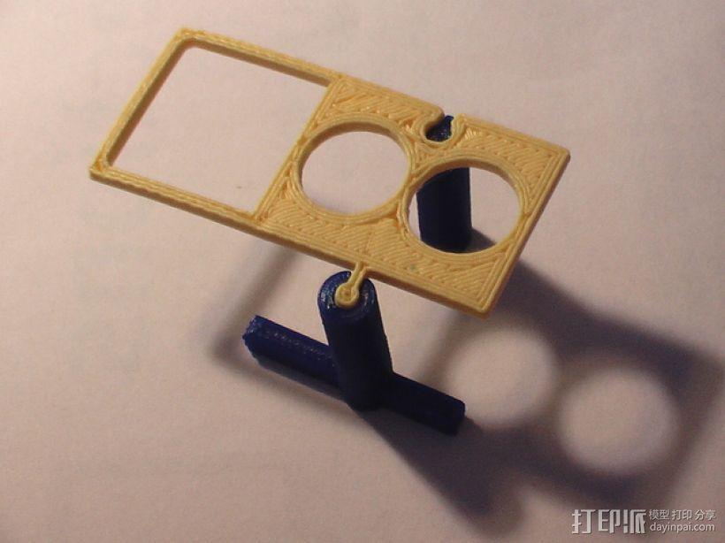 模块化电子烟底盒/底座 3D模型  图5