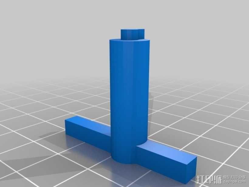模块化电子烟底盒/底座 3D模型  图10