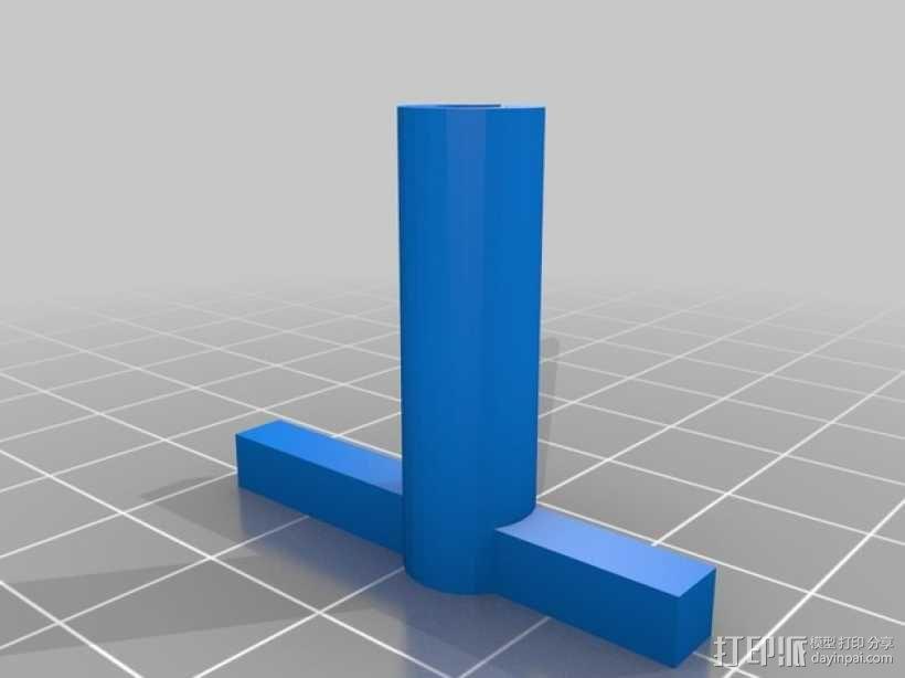 模块化电子烟底盒/底座 3D模型  图11