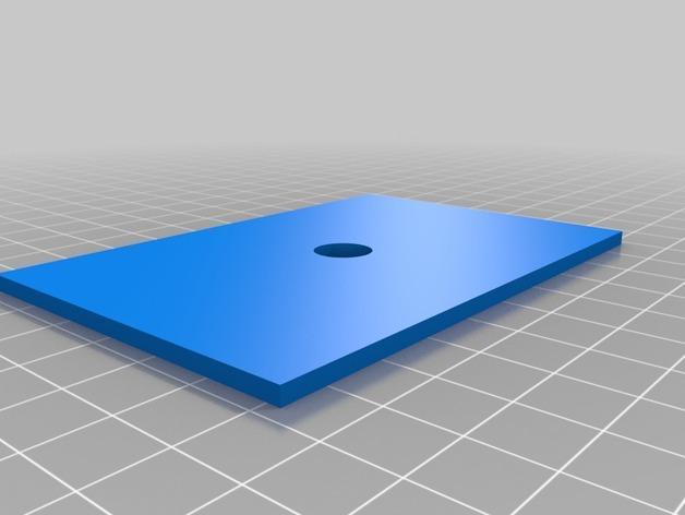罗宾汉传奇R字 冰箱贴 3D模型  图3