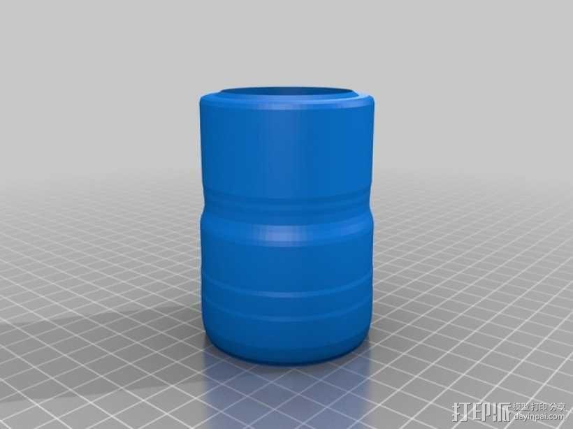 水杯 3D模型  图1