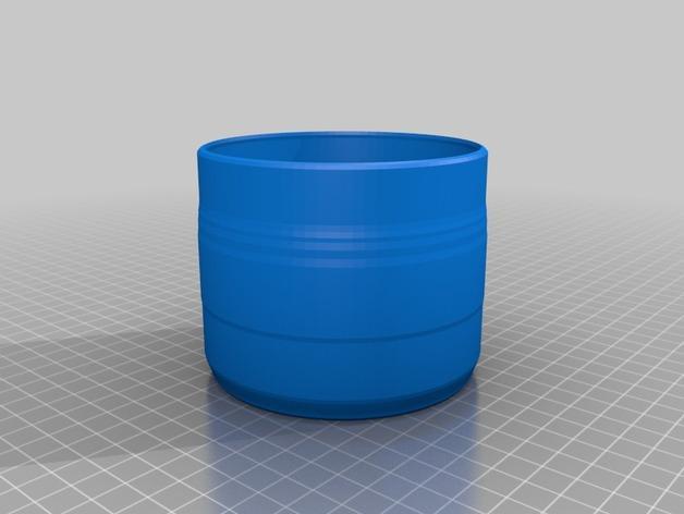 水杯2  3D模型  图1