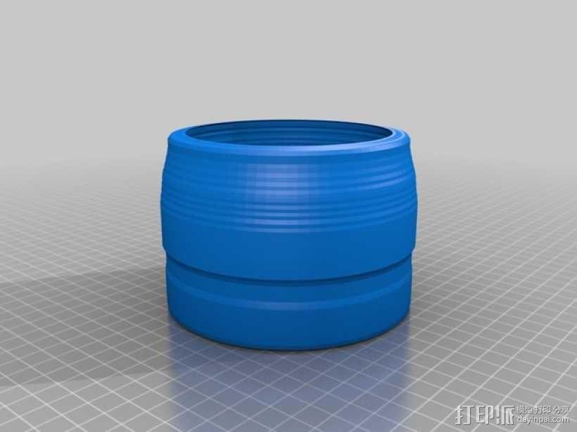 水杯1 3D模型  图1