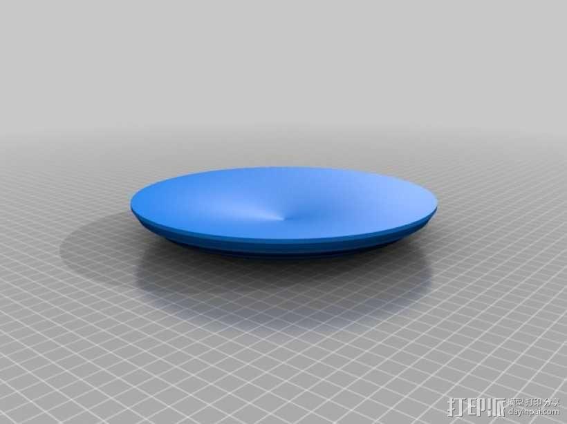 盘子 3D模型  图1