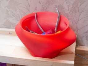 储物花瓶 3D模型