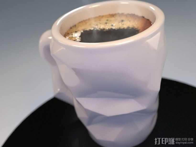 个性化咖啡杯 3D模型  图3