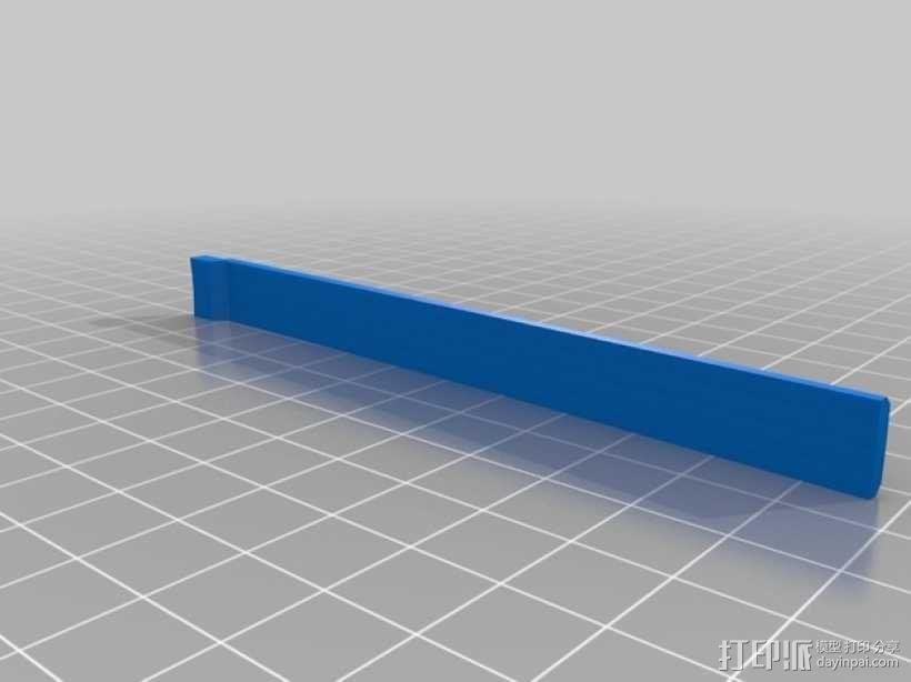 大尺寸旅行杯把手 3D模型  图2