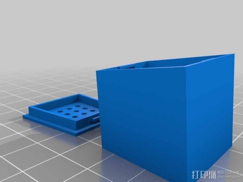 香料架 3D模型  图2