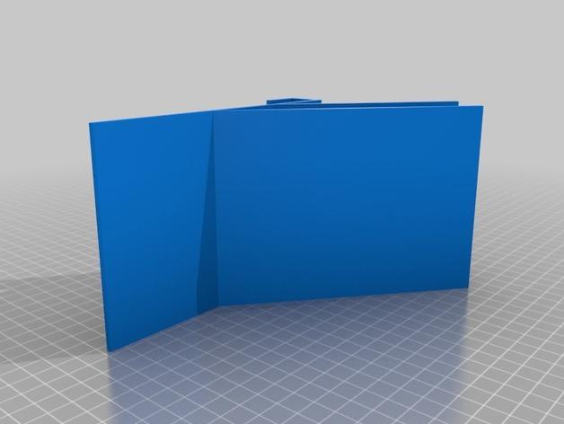 购物车平板电脑支架 3D模型  图5