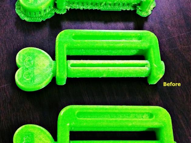 牙膏挤出装置 3D模型  图3