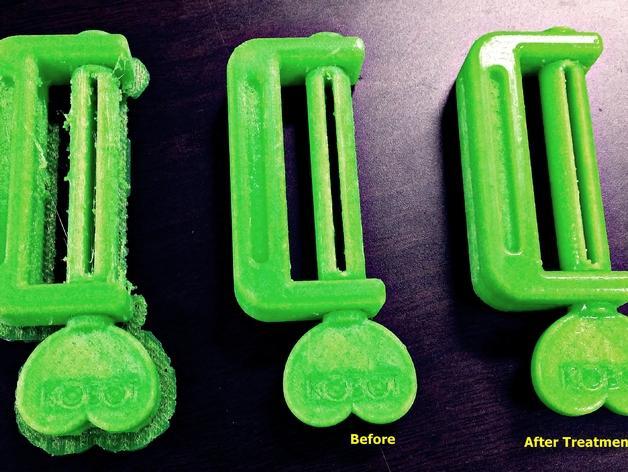 牙膏挤出装置 3D模型  图4