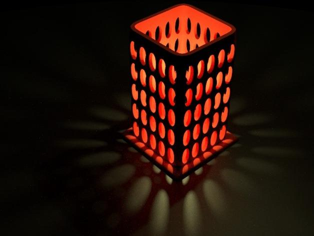 个性化烛台 3D模型  图2