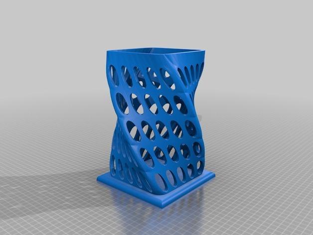 个性化烛台 3D模型  图4