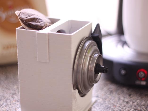 咖啡软包收纳盒 3D模型  图6