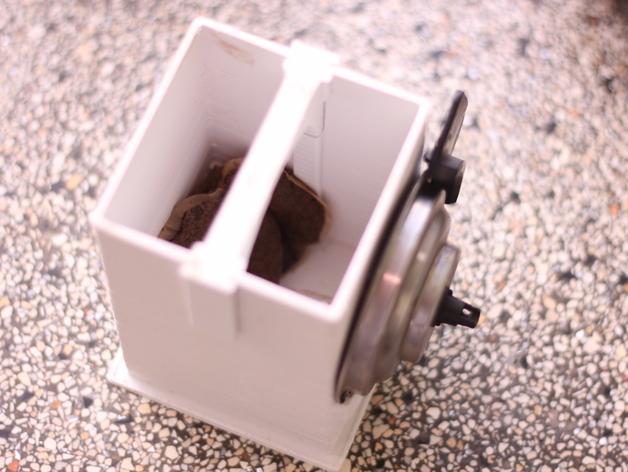 咖啡软包收纳盒 3D模型  图5