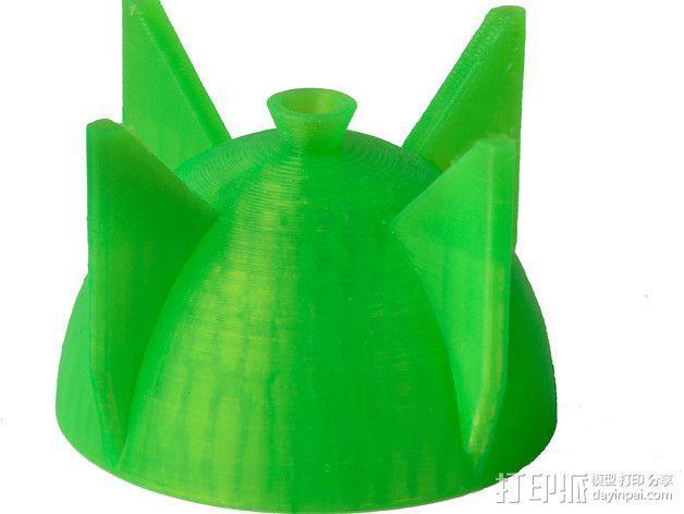 鸡蛋杯 3D模型  图3