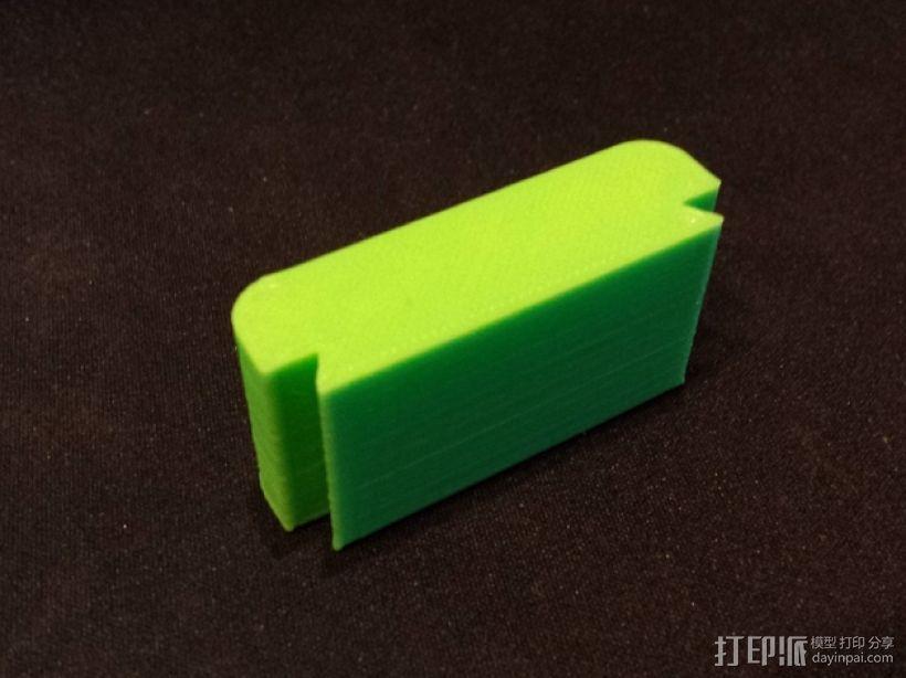 模块化电池盒 3D模型  图2