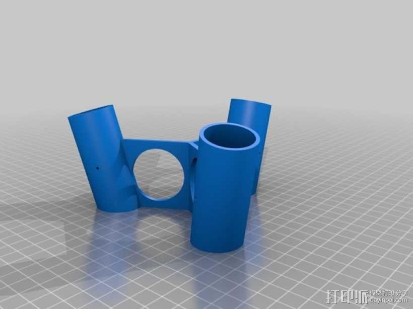 参数化凳子 3D模型  图4