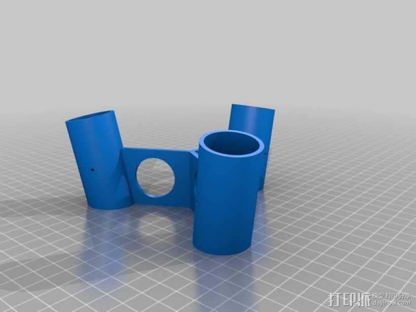 参数化凳子 3D模型  图5