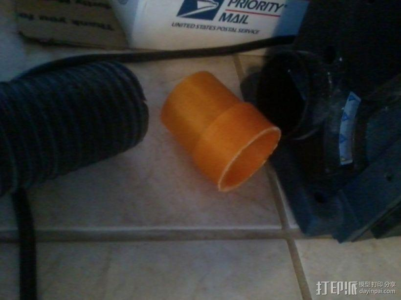 真空吸尘器零部件 3D模型  图7