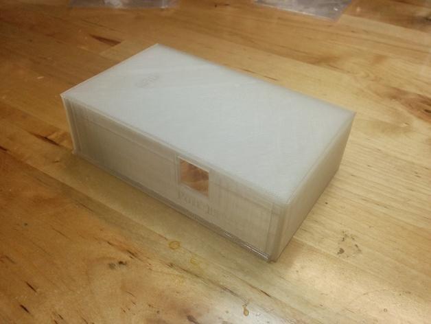 含主板的Kegbot外壳 3D模型  图7