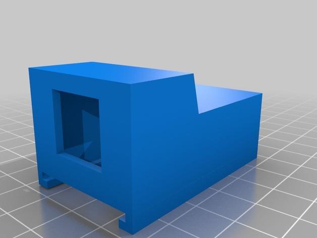 含主板的Kegbot外壳 3D模型  图9