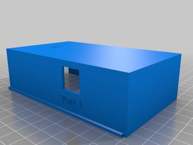 含主板的Kegbot外壳 3D模型  图10