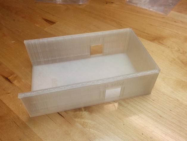 含主板的Kegbot外壳 3D模型  图12