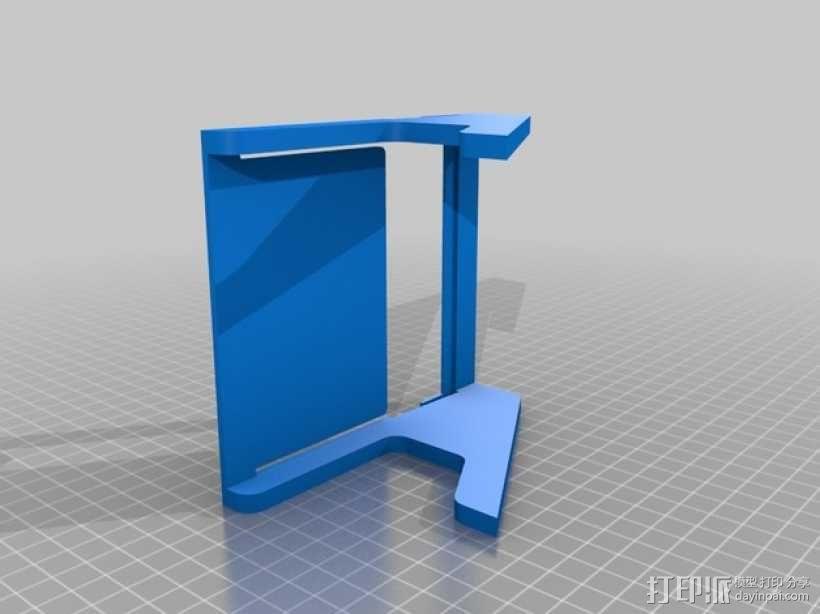 厨房刀具切片装置 3D模型  图2