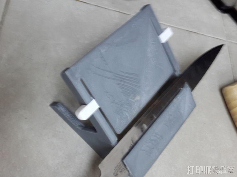 厨房刀具切片装置 3D模型  图1