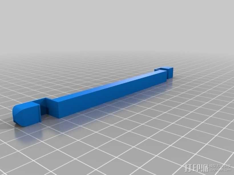厨房刀具切片装置 3D模型  图5