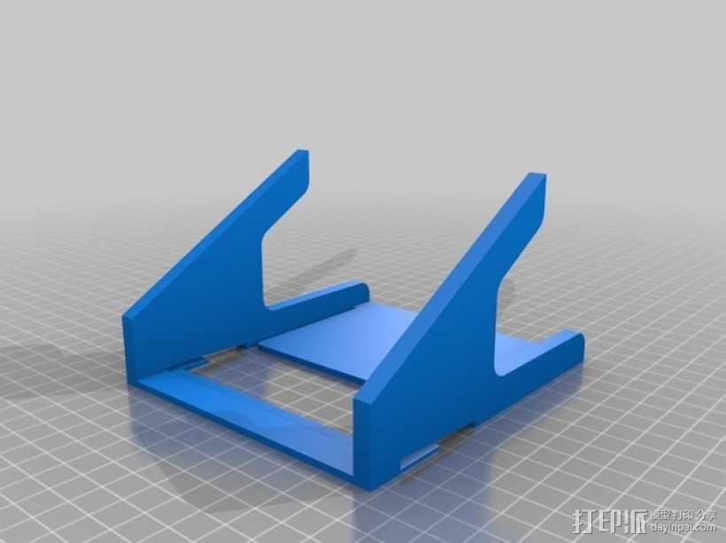 厨房刀具切片装置 3D模型  图3