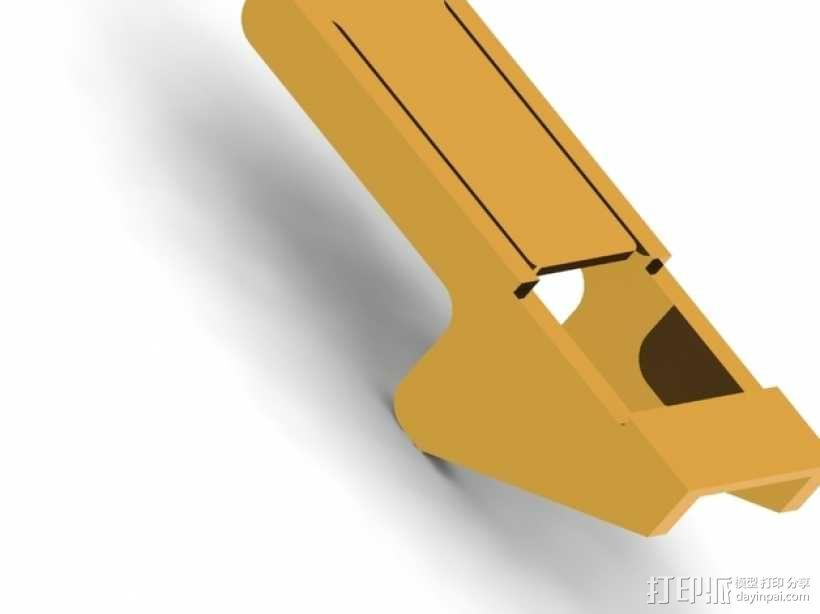 厨房刀具切片装置 3D模型  图4