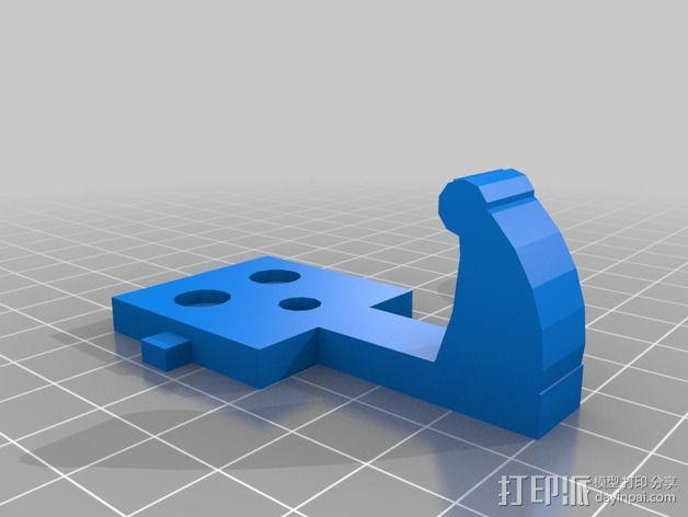 机器人挂钩 3D模型  图4