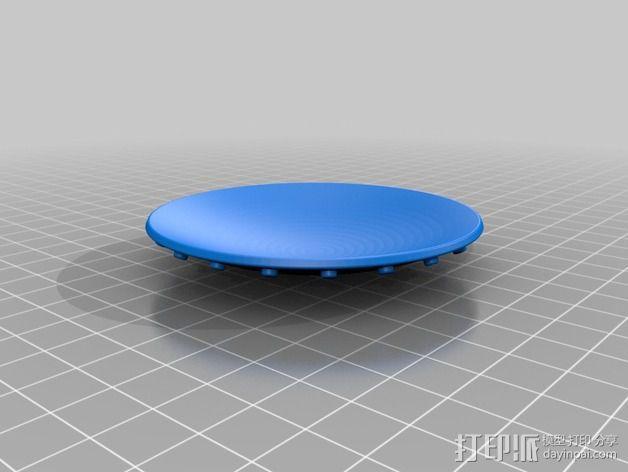 果盘 3D模型  图3