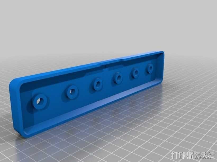字母方块 3D模型  图3