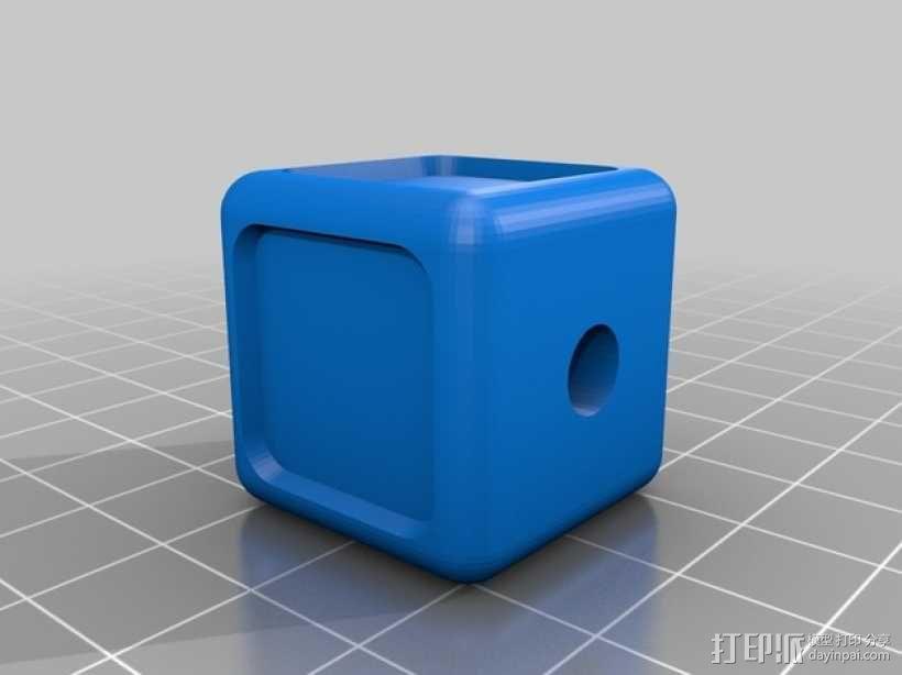 字母方块 3D模型  图6