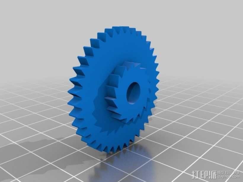 字母方块 3D模型  图7