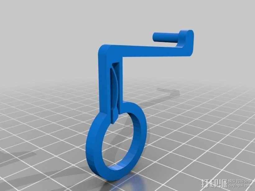 字母方块 3D模型  图5