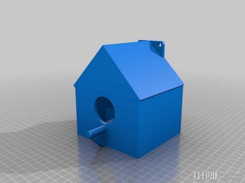 鸟笼 3D模型  图2