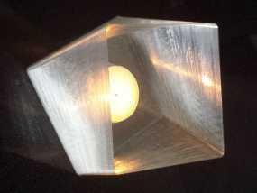小圆蜡烛灯罩 3D模型