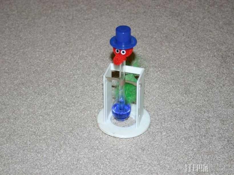 MakerBot茶壶灯罩 3D模型  图18