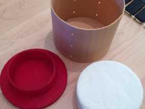 奶酪制作模具 3D模型