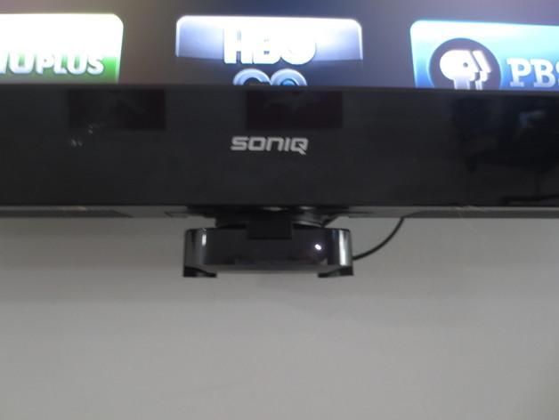 苹果电视支架 3D模型  图2
