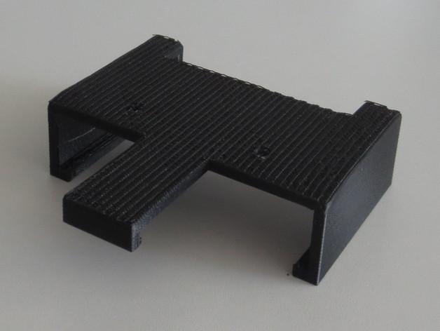苹果电视支架 3D模型  图3