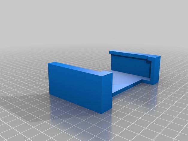 苹果电视支架 3D模型  图5