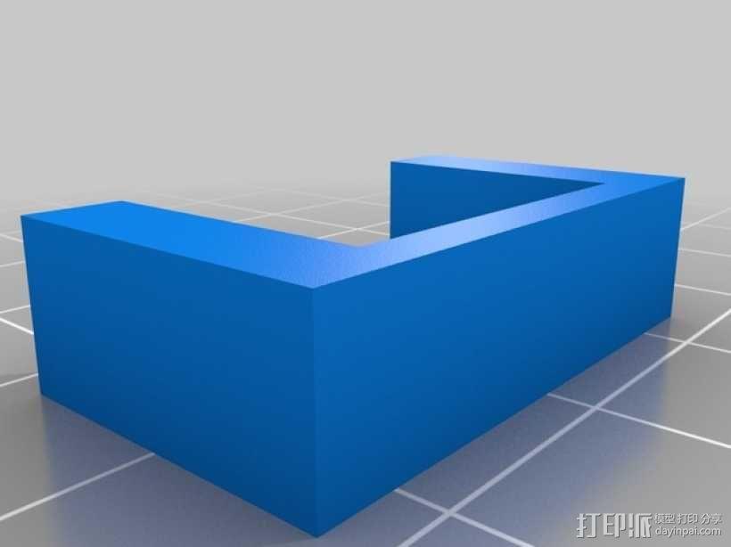 办公室用品分发器 3D模型  图4