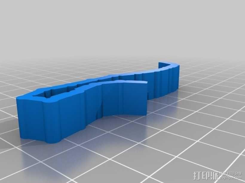 办公室用品分发器 3D模型  图8